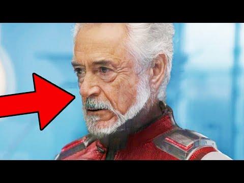 Tutte Le Scene TAGLIATE Da Avengers EndGame - IronMan Ritorna?