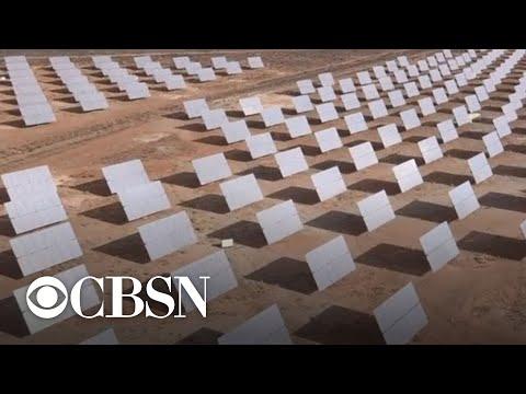 Solar power revolution in South Africa