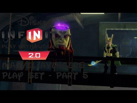 disney-infinity-2.0---marvel-avengers-play-set---part-5:-a-battle-with-loki