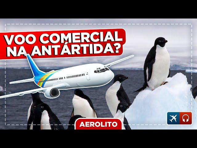 Por que não tem voo cruzando a Antártida? EP #472