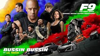 Lil Tecca - Bussin Bussin (Official Audio) [from F9 - The Fast Saga Soundtrack]