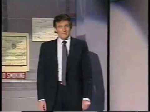 Donald Trump Rips Ed Koch, Subtly Hints At Presidential Run 1987 David Letterman 5D Chess Example
