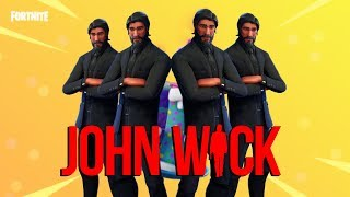IL TEAM DEI JOHN WICK - RECORD DI KILL IN SQUAD - Fortnite Battle Royale