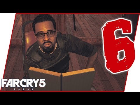 I SWOOPED IN TO SAVE A HOSTAGE... BUT THIS HAPPENED INSTEAD! - Far Cry 5 Walkthrough Ep.6