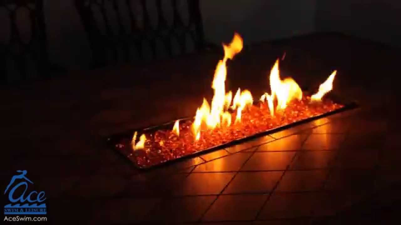 balmoral bar height firepit youtube