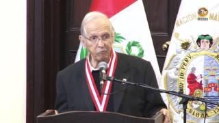 Tema: Doctor Honoris Causa para Alejandro Cussiánovich