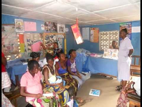 Bread and Water for Africa Observes World Health Day