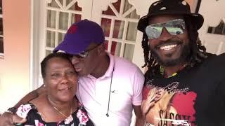 Chris Gayle  N Spice  Sland  Grenada