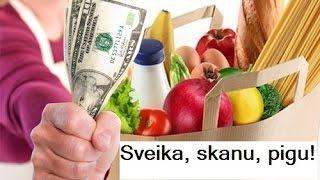 Ekonomiška ir sveika mityba