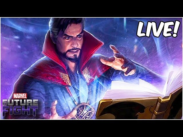 Two Days Before the Update! Are You Ready? - Marvel Future Fight