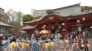 春の例祭 「生田祭」/神戸市中央区 生田神社