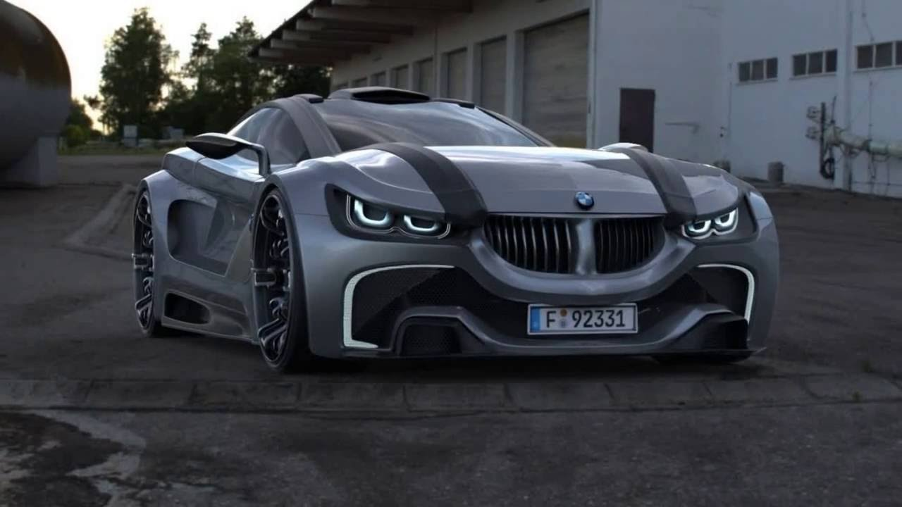Bmw M9 All New Car Youtube