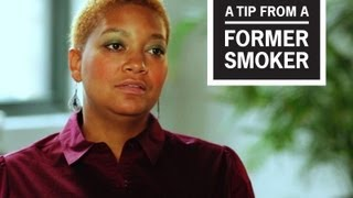 CDC: Tips From Former Smokers - Tiffany: You Don