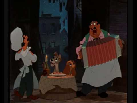Lady And The Tramp - Bella Notte [French]