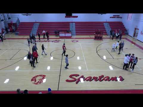 Richmond High School vs. Lawson High School Varsity Mens' Basketball