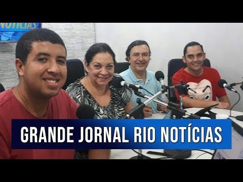 Grande Jornal Rio Notícias - 22/01/2018