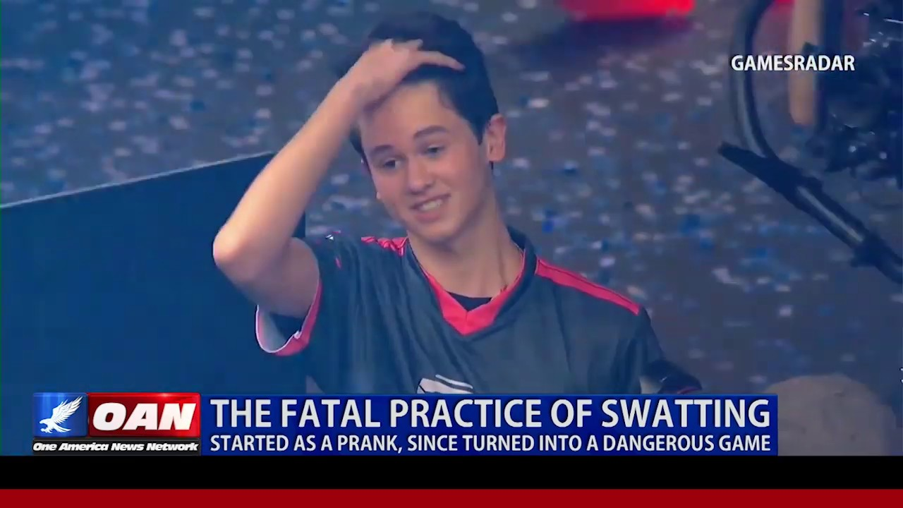 OAN The fatal practice of swatting started as a prank, since turned into a dangerous game