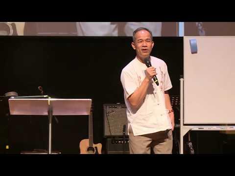 Saya Sai Kyaw Tint Bible Teaching (Pt-1) & Ma Lone Lone Lwin Testimony @ Cornerstone