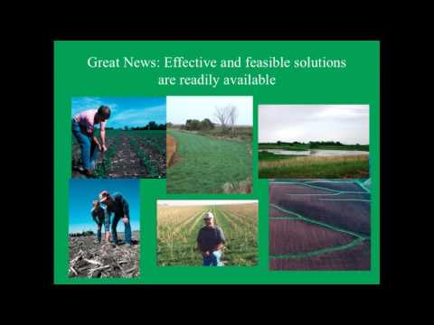 Influence of Agriculture on Iowa's Drinking Water Sources