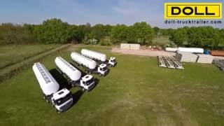 DOLL Trucktrailer