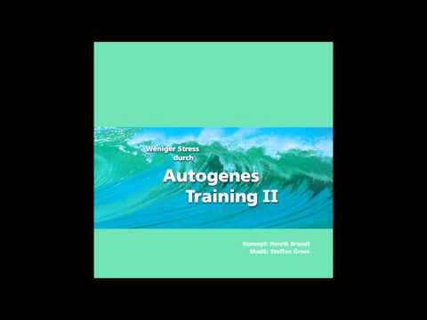 Autogenes Training zum Stressabbau - Körperreise zur Tiefenentspannung