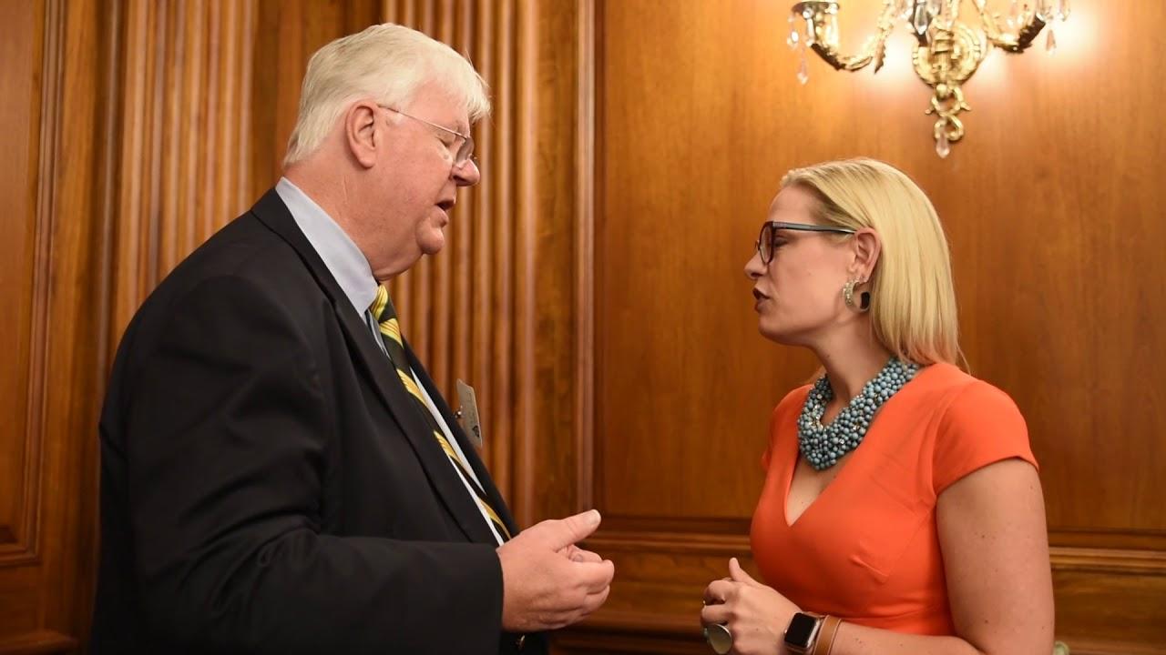 Arizona Veteran Chuck Byers on the VA Mission Act