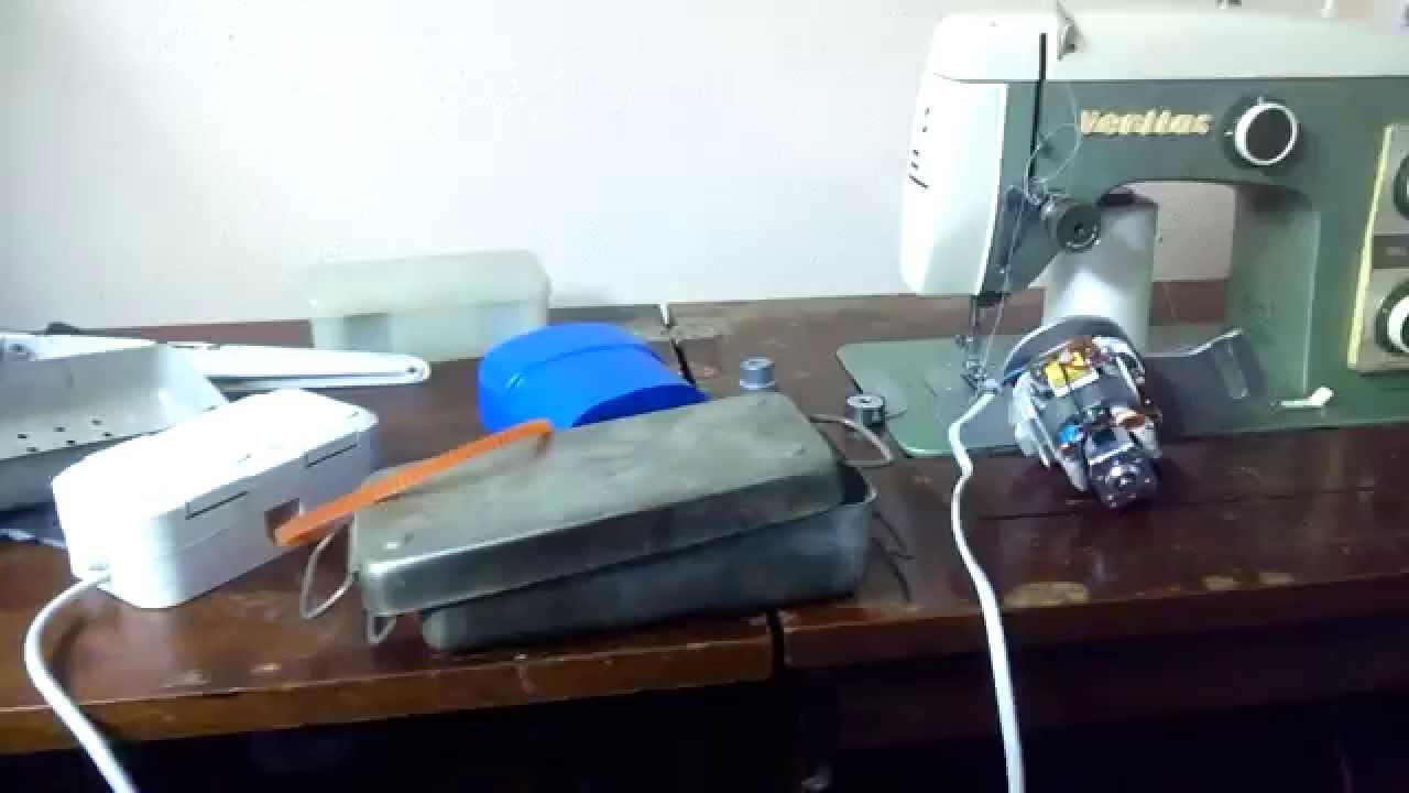 Двигатель к швейной машине своими руками фото 615