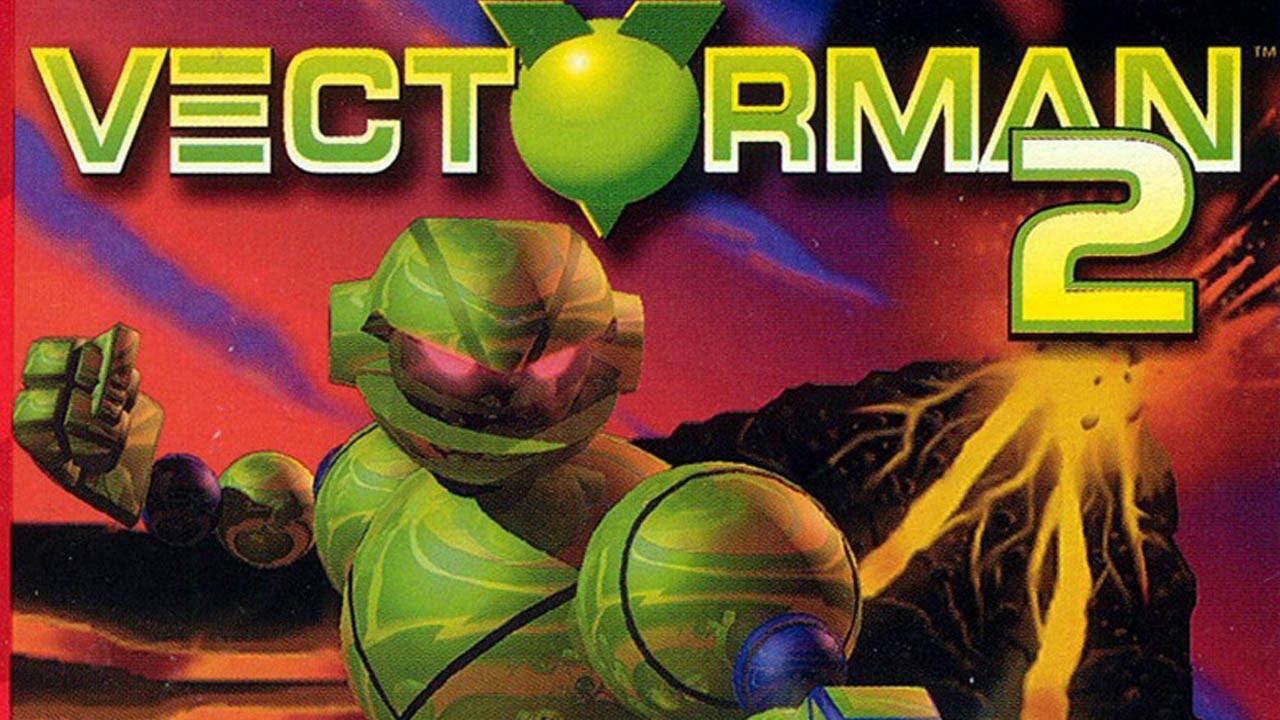 Sega genesis vectorman