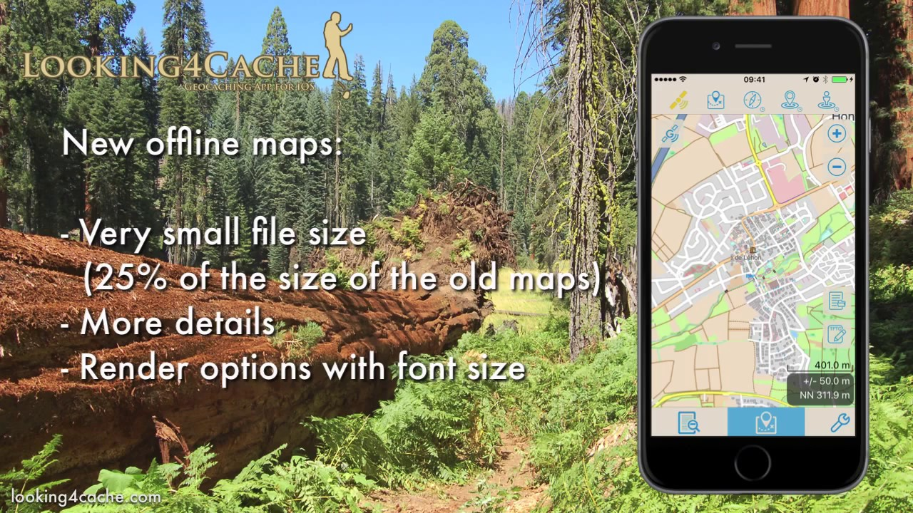 News about Geocaching on iOS | Looking4Cache - Part 2