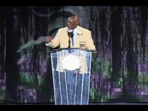 Professional Football Hall of Fame 2010 - BronxNet Sports