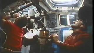 Space Shuttle Flight 62 (STS-59) Post Flight Presentation