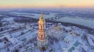 Прямая трансляция Рождественской Божественной литургии в Свято-Успенской Киево-Печерской лавре
