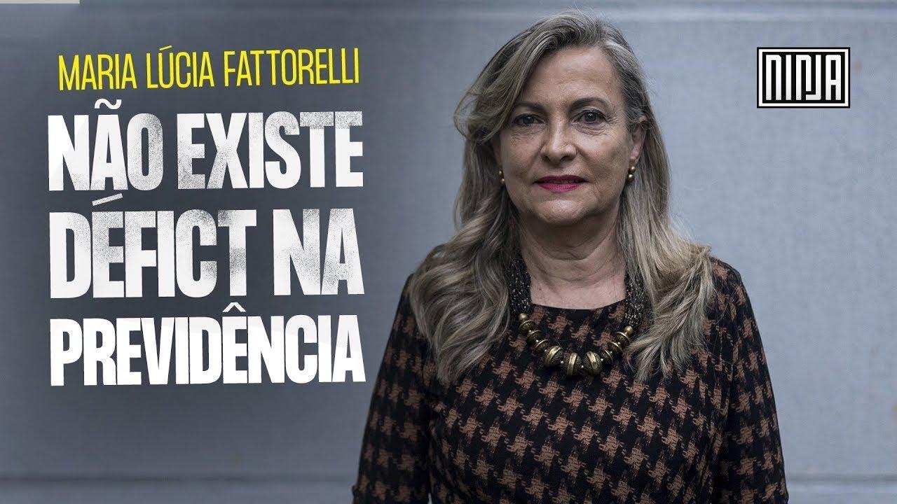 Resultado de imagem para Maria Lúcia Fattorelli