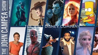 It's Official Disney Owns Fox! Now What? - The John Campea Show