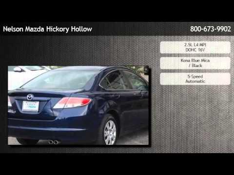 2010 Mazda MAZDA6 I Sedan   Locustwood