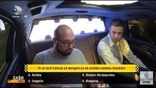 Cash Taxi (21.12.2019) - In ce tara trebuie sa mergi pentru a vizita cetatea Golubat?