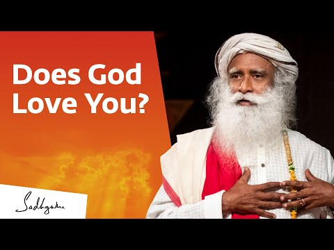 Does God Love You? - Dr. Devi Shetty with Sadhguru