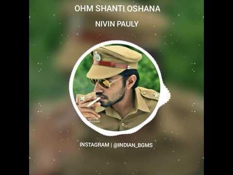 OHM SHANTHI OSHANA | NIVIN PAULY MASS BGM