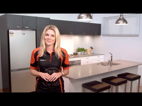 Design a kitchen mitre 10 dream zone youtube for Bathroom planner mitre 10