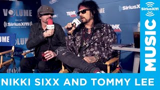 Nikki Sixx and Tommy Lee Discuss the Future of Motley Crue with Eddie Trunk
