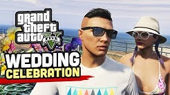 Celebrating Our Anniversary in GTA 5 because of Quarantine!