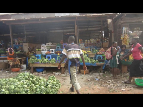 Techiman  | Ghana | market town , Brong Ahafo Region, historical crossroads, trade