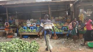 Techiman  | Ghana | market town , Brong Ahafo Region, historic…