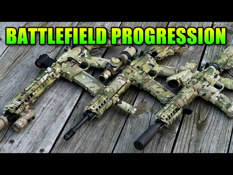 Battlefield Progression System Could Be So Much More!