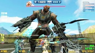 Counter-Strike Nexon: Zombies - Crono Athletic boss Fight online gameplay on Another Truth map