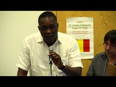 WUS2015 Community & uranium mining issues in Africa