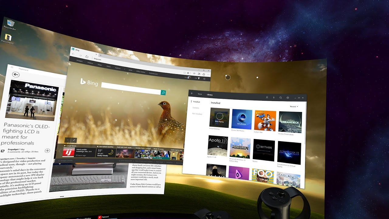 Virtual desktop 1 2 demo youtube - Nspaces virtual desktop ...