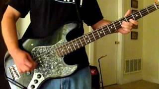 """Cocteau Twins - """"Wax and Wane"""" on bass"""