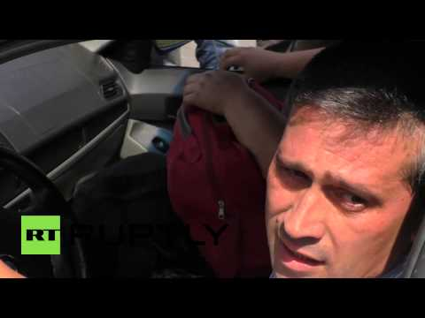 Ukraine: Fighting prevents MH17 probe team reaching crash site