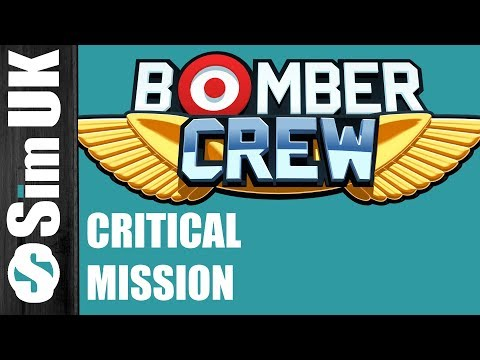 Operation Lelantos  | Sim UK's Youtubers | Bomber Crew Episo
